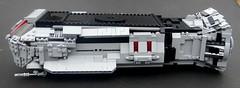 Gamma-Class Assault Shuttle - Imperial Survey Corps