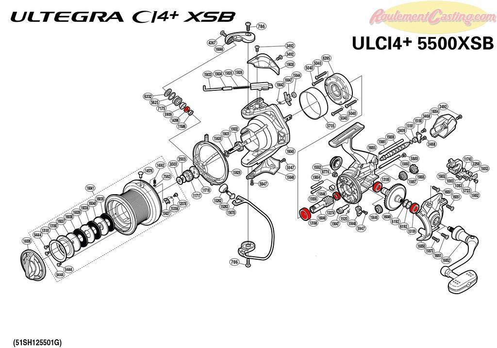 Schéma-Schimano-Ultegra-CI4+-5500XSB