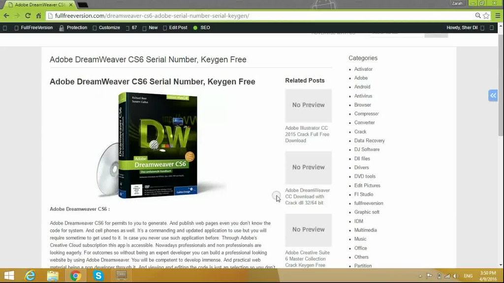 adobe illustrator cs6 serial number crack free download