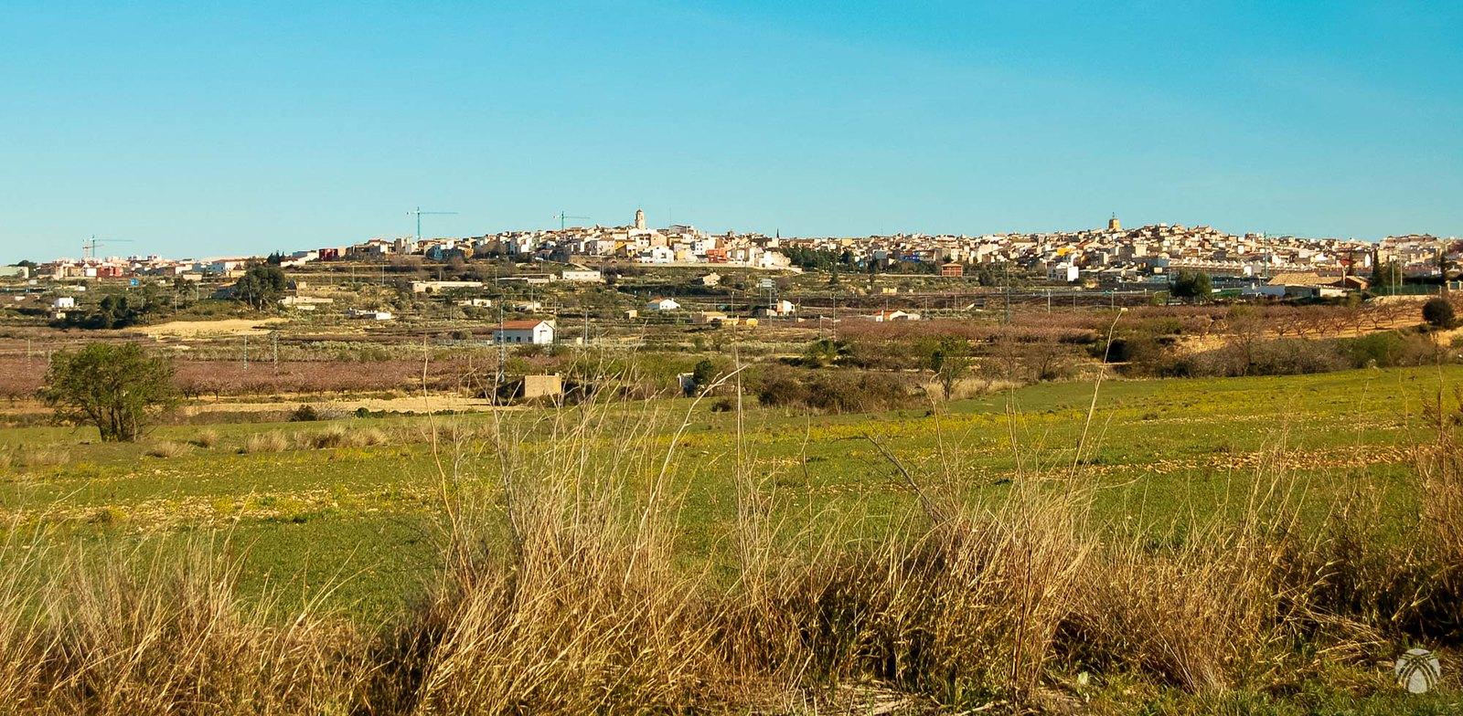 El pueblo de Bullas. Un lugar encantador