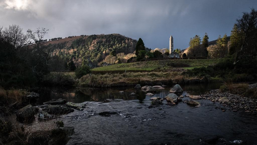 Glendalough, Wicklow, Ireland picture