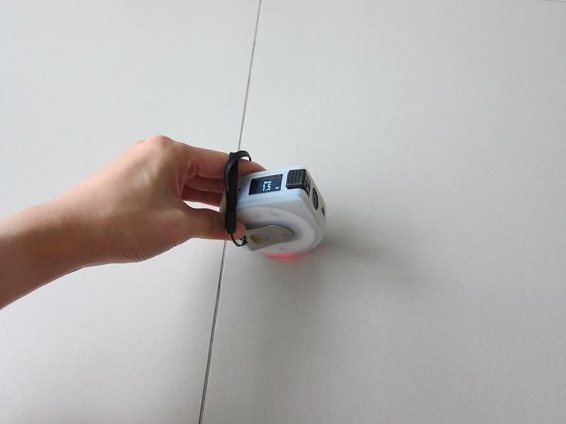 Bagel - Using With Wheel Measure