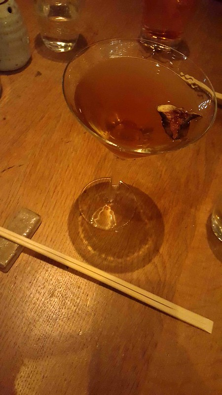 Birthday Dinner at ROKA Cocktails (Medium)