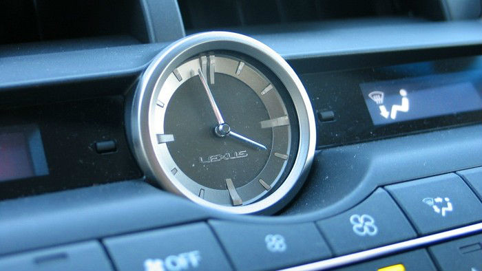 Lexus NX 300h test