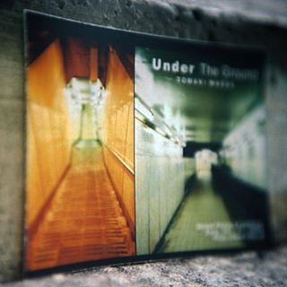 渋谷の地下道で、ゲリラ写真展をやった時のやつ。あの頃と、今とで、やっぱり作品への向き合い方が変わってきてる。