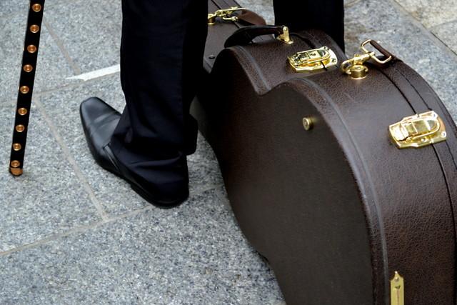 The Guitar Man..
