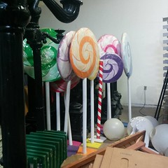 #EventPlanning #Props #ValleyRanch #StayTuned #Candy #Lollipops