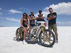 Россиянам впервые покорилась трасса Mojave mile
