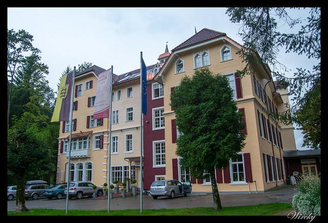 Selva Negra Schonachbach Schonach Triberg Hornberg - Hotel Schloss Hornberg