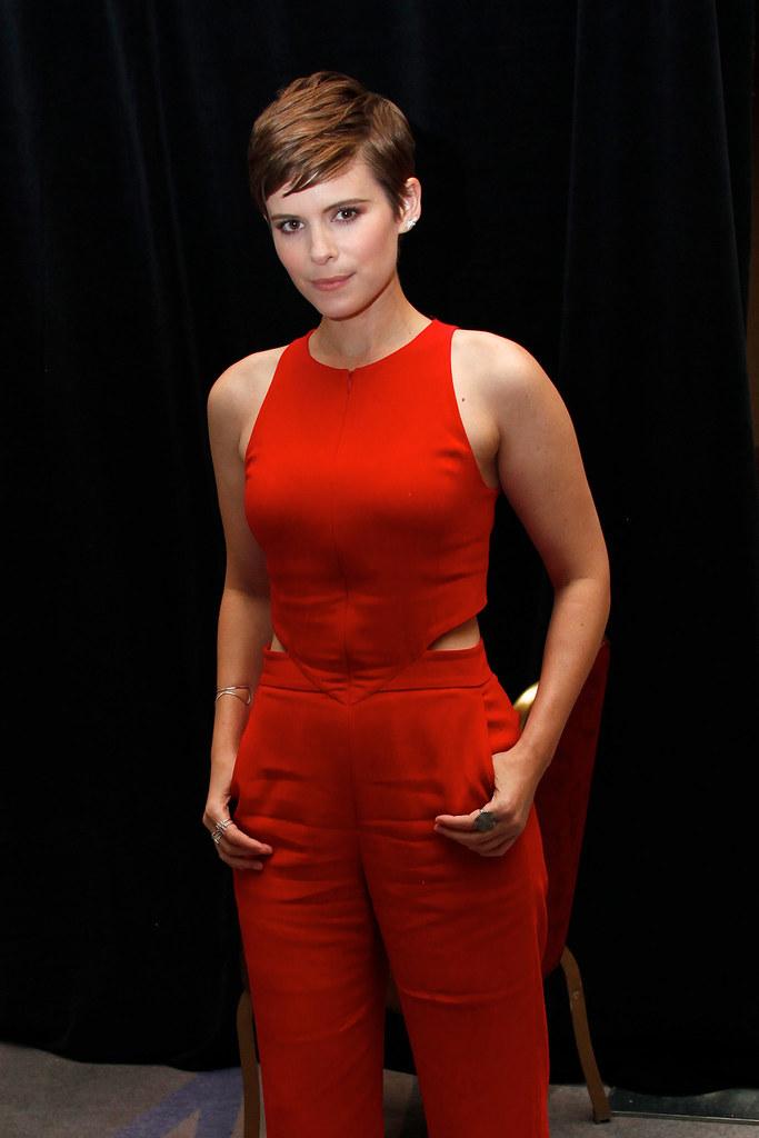 Кейт Мара — Пресс-конференция «Марсианин» на «TIFF» 2015 – 10