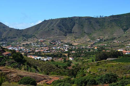 Hills above Tegueste, Tenerife