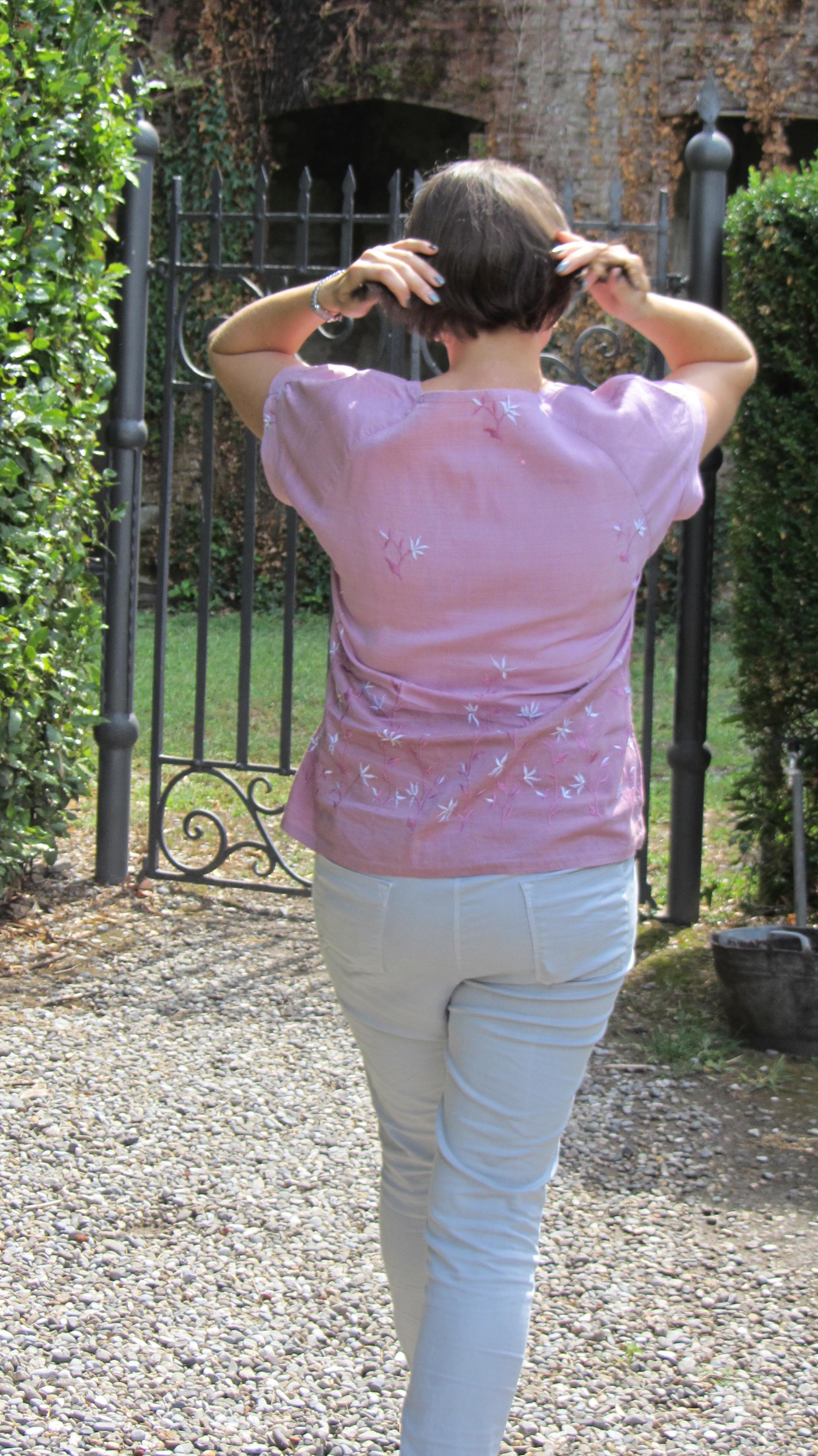 Pink Belcarra
