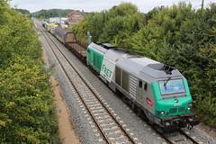 Transport d'un stator à Versigny (02)