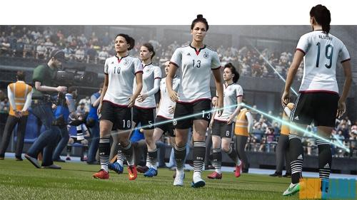 FIFA 16 - Selección Femenina