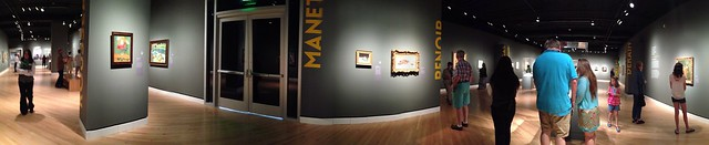 Crystal Bridges exhibit