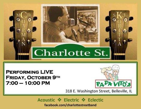 Charlotte Street 10-9-15