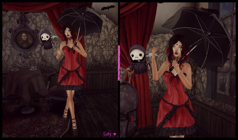 073 - When lolita meets grim reaper