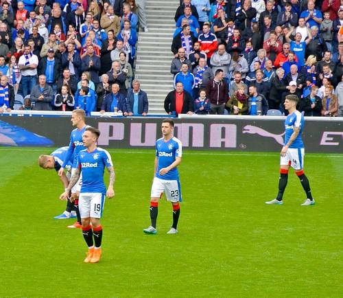Rangers 3 v 1 Falkirk