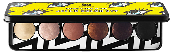 Chosungah 22 Dong Gong Minn Jello Color Eyeshadow Palette