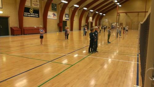 Kidsvolley i Hanstholm