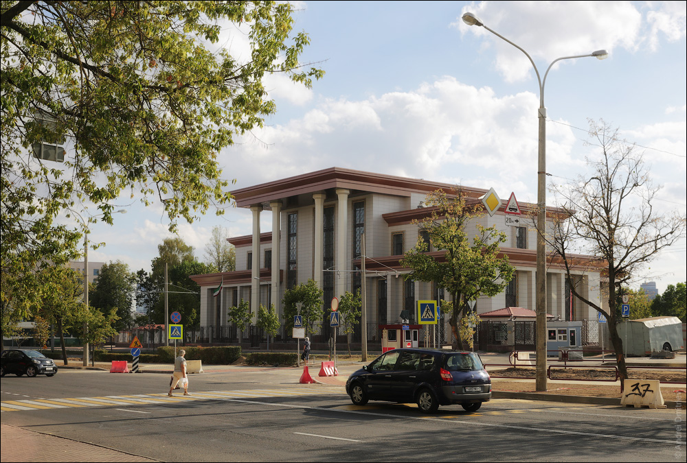 Посольство Ирана в Беларуси
