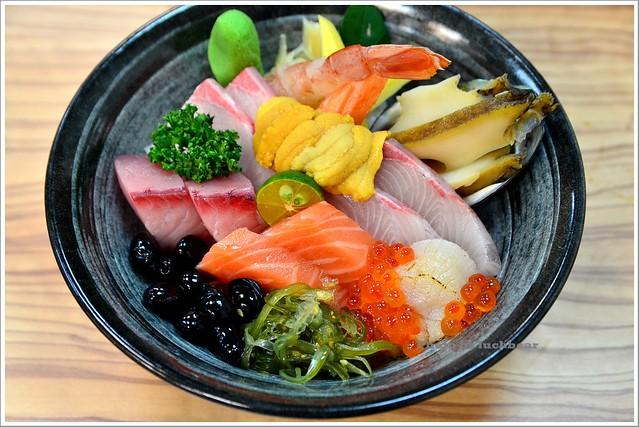 台北漁市美食-九久生魚片專賣店004-DSC_3647