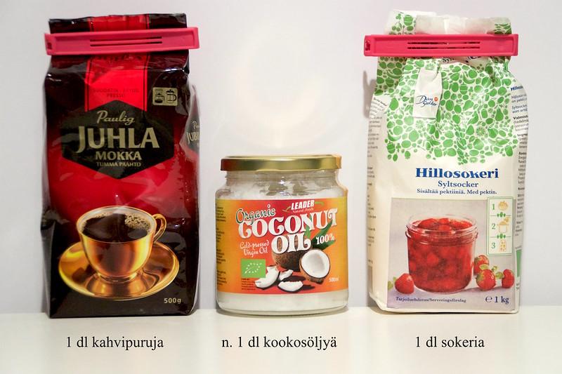DIY-kahvikuorinta