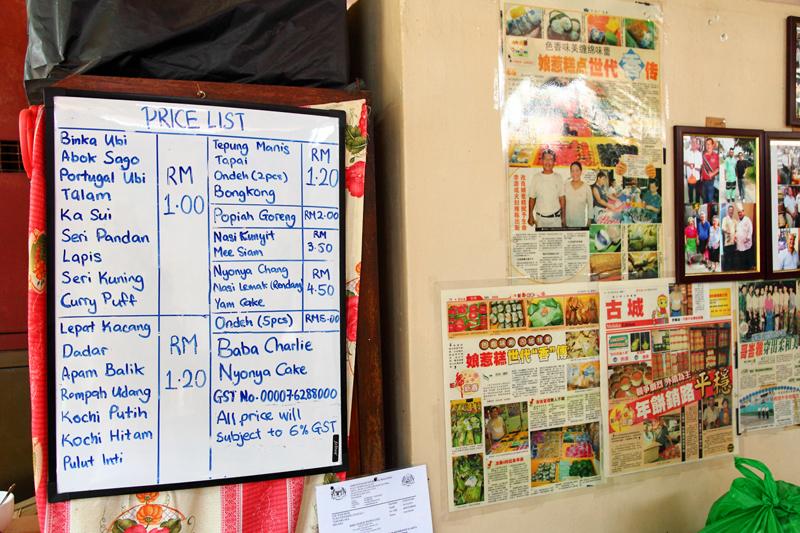 Nyonya-Cake-Price-List