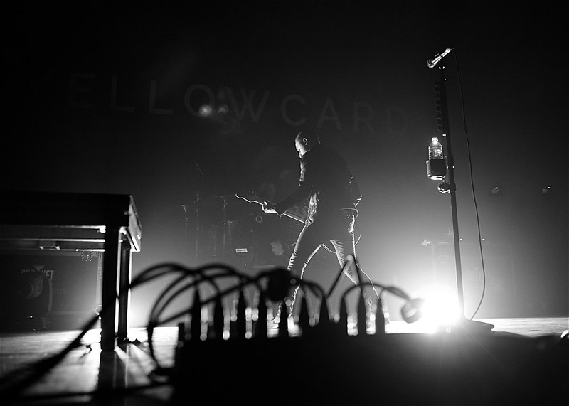 Yellowcard @ The Pageant