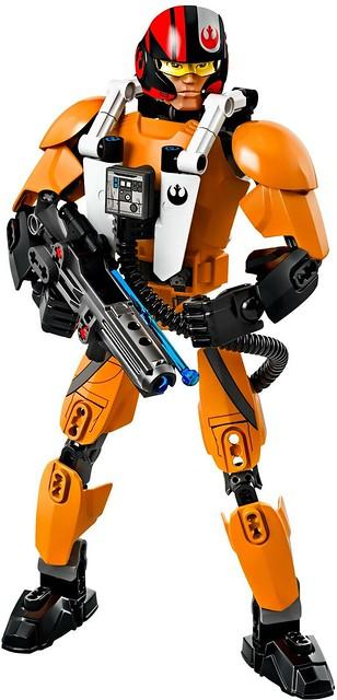 LEGO Star Wars Constraction 2016 | 75115 - Poe Dameron