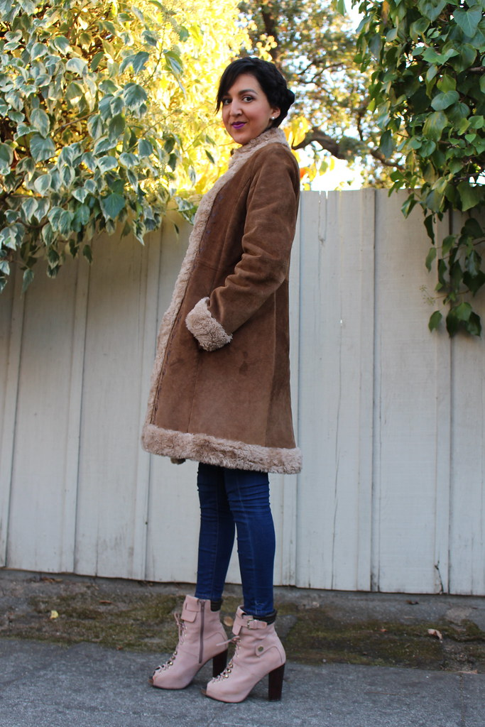 70s Inspired Coat 8