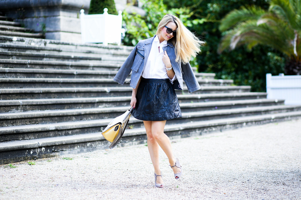 The Caro x Erin Adamson, street style Paris