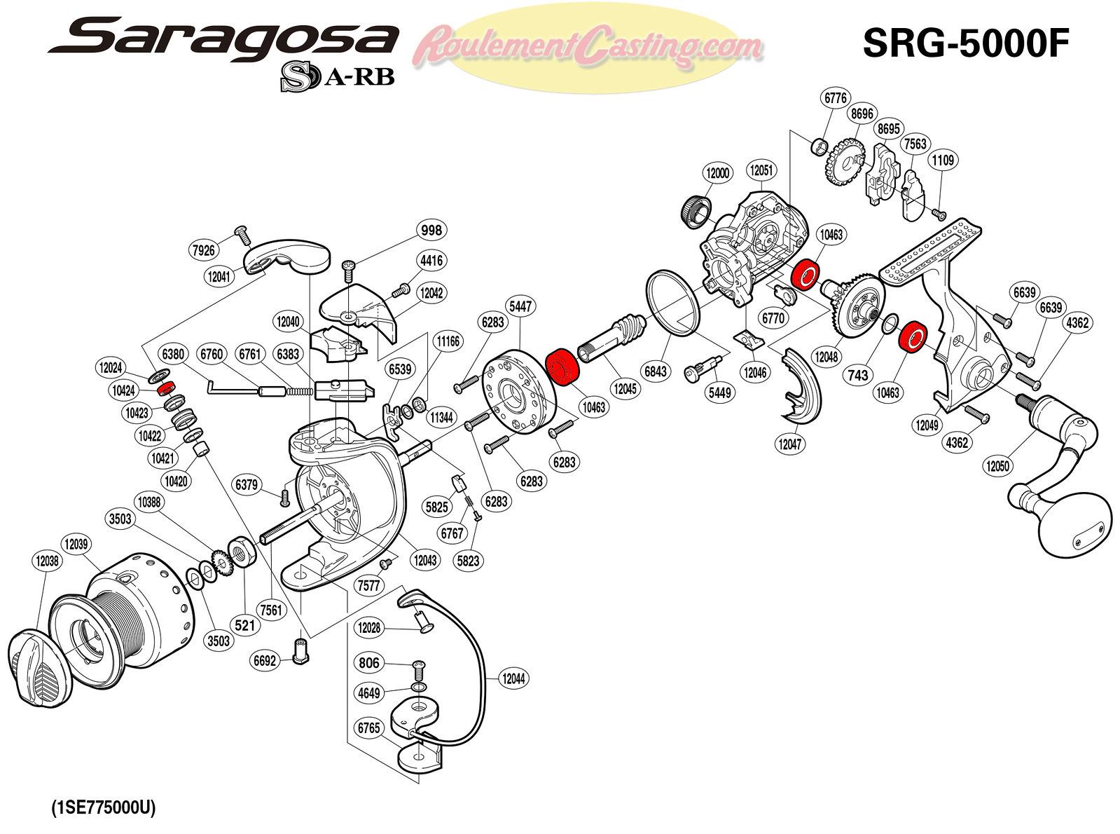 Schema-Shimano-SARAGOSA-5000F.