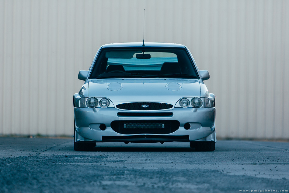 Ford Escort Cosworth V6