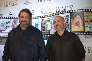 Che Castellanos. Rubén Abud. Premios La Silla.