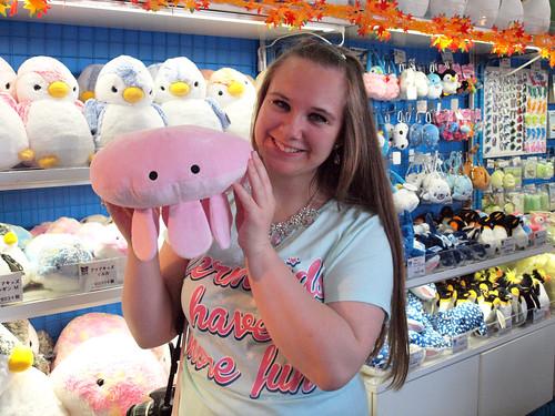 Jellyfish Plushie