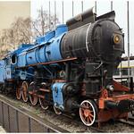 JZ Class 11 4-8-0
