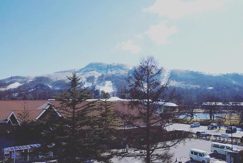 輕井澤,懷念的地方