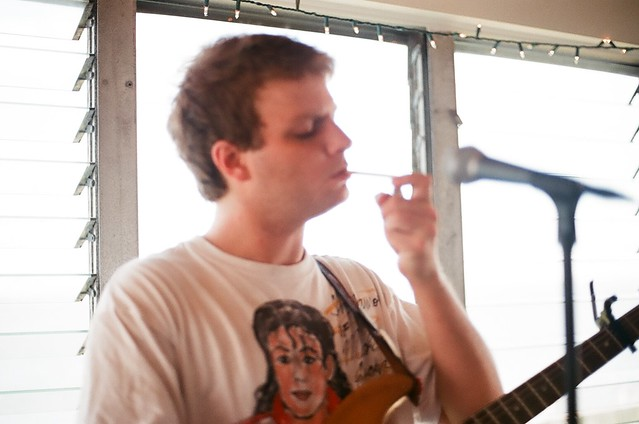 At Home with Mac DeMarco