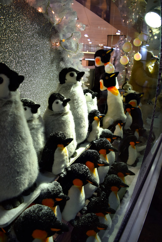 Fenwicks Toy Department Christmas Windows, Canterbury | www.rachelphipps.com @rachelphipps