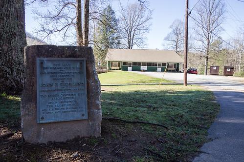 John Z. Cleveland memorial - 2