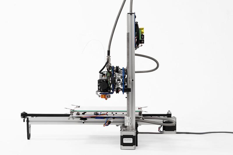 Hadron ORD 3D Printer Side