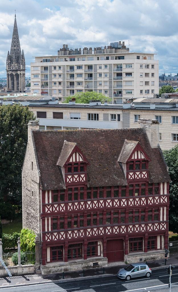 Caen Appart Hotel