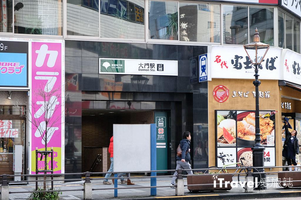 《东京酒店推荐》名铁Inn - 滨松町 Meitetsu Inn Hamamatsucho:2016年全新开幕,邻近东京铁塔、筑地市场、银座。