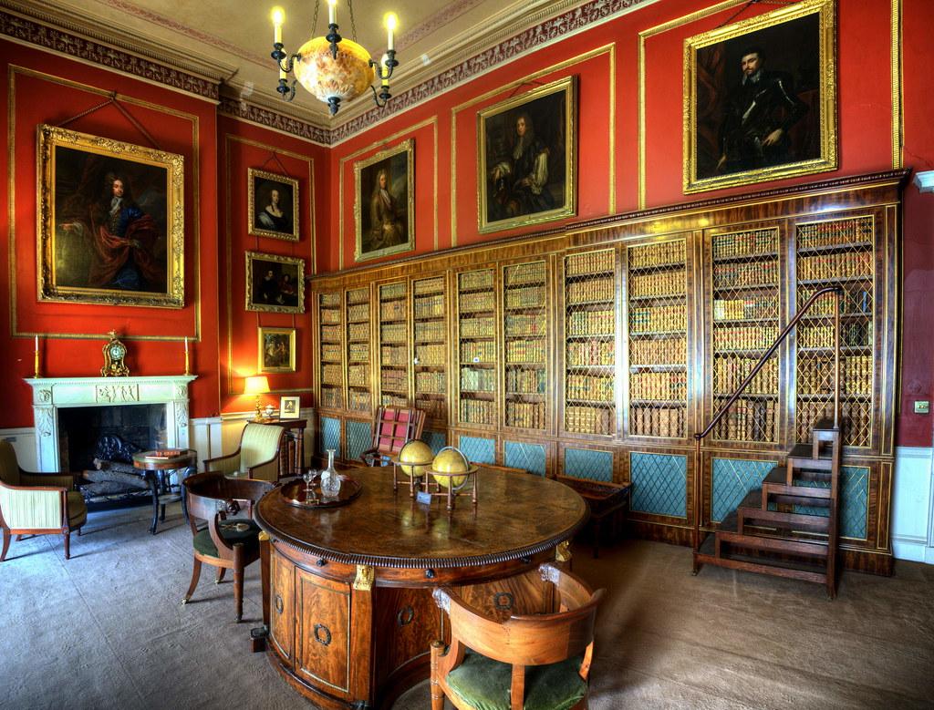 Attingham Park - Inner Library