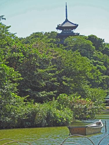 Sankeien Park(Yokohama, japan)