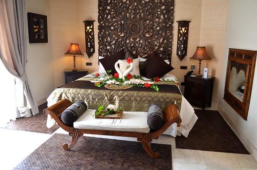 Master bedroom, Gran Majestic villa, Royal Garden Villas & Spa