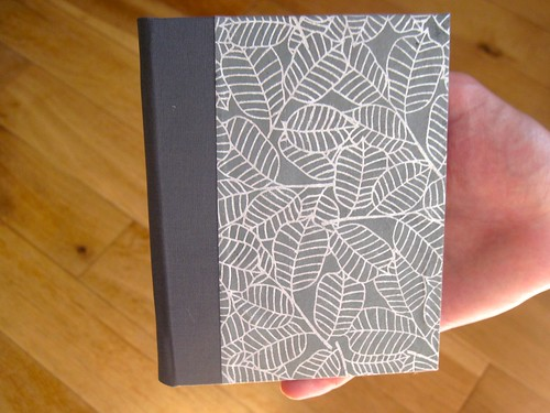 I Made A Notebook By Hand