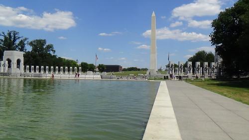 Washington DC National Mall July 15 12