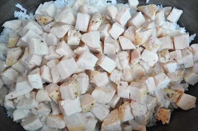 Zucchini Rice Casserole
